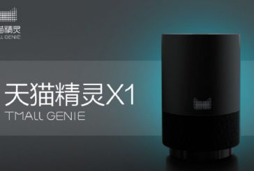 Alibaba выпустили смарт-динамик AliGenie X1