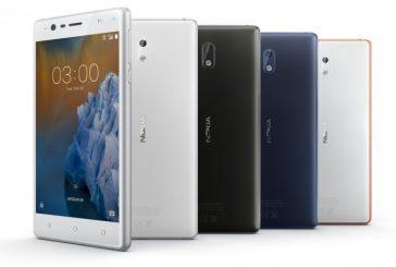 Nokia 3 поступит в продажу в UK