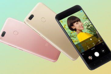Официальный релиз Xiaomi Mi 5X