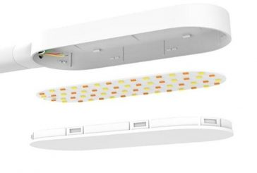 Xiaomi Yeelight выпустили новую настольную лампу