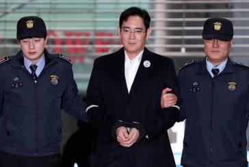Вице-председатель Samsung признанный виновным во взяточничестве