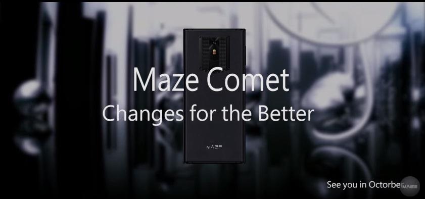 Maze - Comet