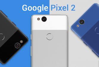 Google Pixel 2 официальной выйдет через 3 недели