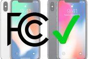 iPhone X прошел сертификацию FCC