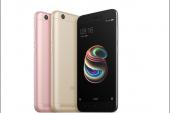 Состоялся официальный релиз Xiaomi Redmi 5A