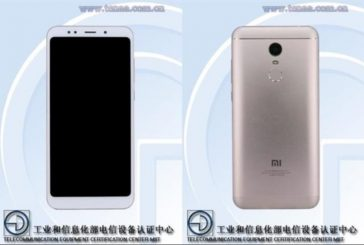 Xiaomi Redmi 5 Plus засветился в интеренете
