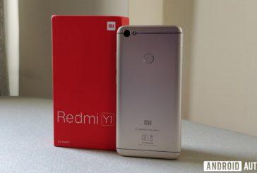 Официальный релиз Xiaomi Redmi Y1 и Redmi Y1 Lite
