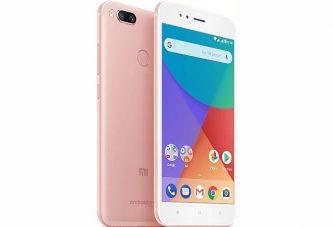 Xiaomi выпустил Mi A1 в новом цвете
