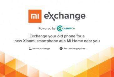 Xiaomi запустила программу Mi Echange