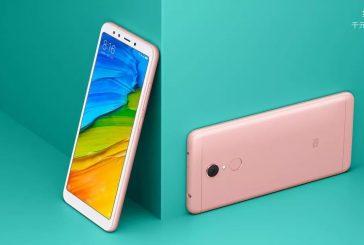 Официальный релиз Xiaomi Redmi 5 и Redmi 5 Plus