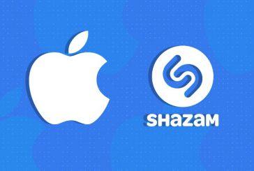 Компания Apple выкупила приложение Shazam