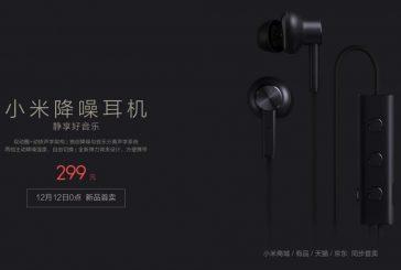 Новинка от Xiaomi наушники  Noise-Canceling