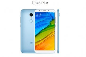 Xiaomi Redmi 5 Plus — 137$
