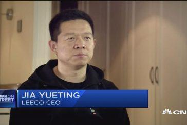 Основателя LeEco Jia Yueting добавили в черный список неплательщиков