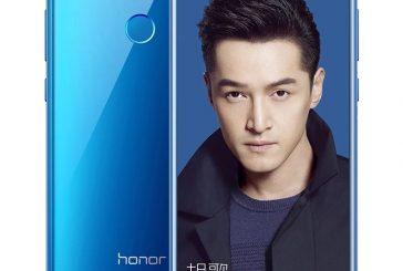 Honor 9 Lite получил 18:9 дисплей