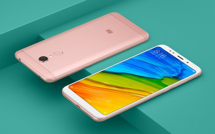 xiaomi redmi 5 note