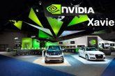 Nvidia анонсировал новый процессор Xavier для автомобилей
