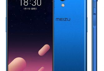 Meizu M6s получил 18:9 дисплей