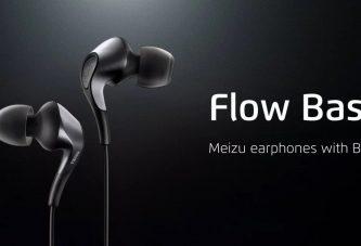 Новые наушники Meizu Live и Meizu Flow Bass