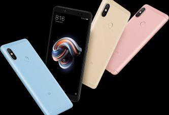 Xiaomi официально представила Redmi Note 5 Pro