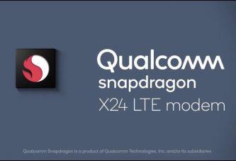 Новинка от Qualcomm Snapdragon X24 LTE
