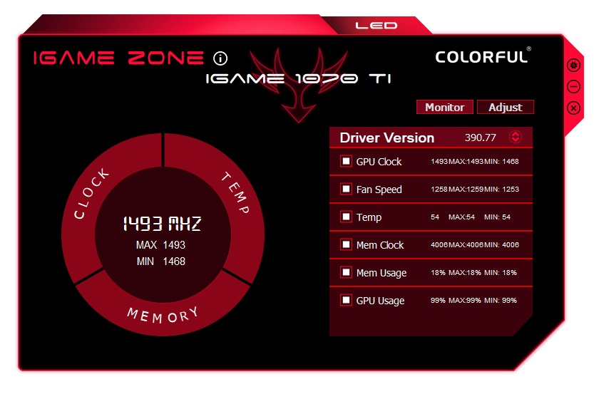 Colorful iGame Zone II