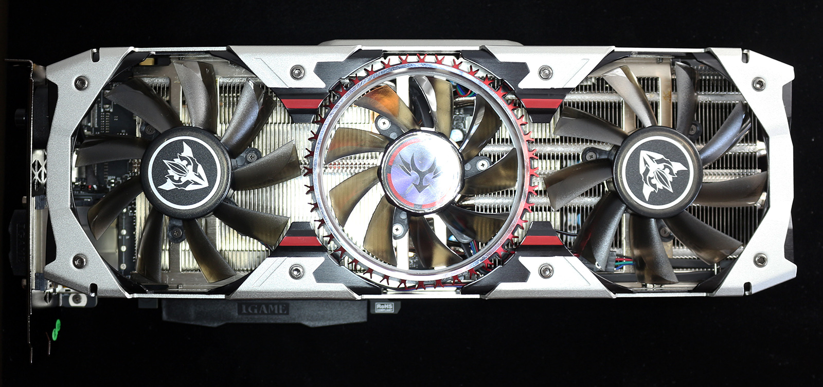 colorful igame 1070 ti vulcan AD