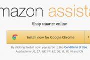 Скидка 3$/10$ от Amazon Assistant