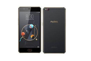 ZTE Nubia M2— 153.99$