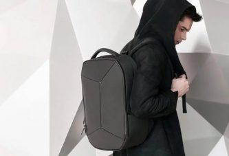Компания Xiaomi также представила новый рюкзак Mi Geek