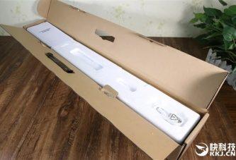 MyDrivers: Распаковка звуковой панели Xiaomi Mi TV