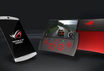 Генеральный директор Asus заявил о выходе игрового смартфона