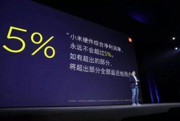 Лояльность пользователей для Xiaomi важней прибыли