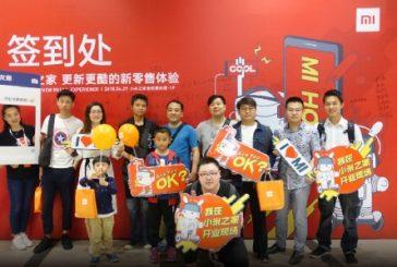 Xiaomi открыло более 60 магазинов за 4 дня