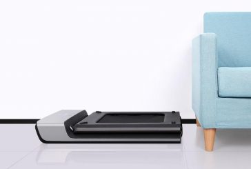 Xiaomi анонсировали беговую дорожку Walking Pad