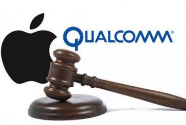 Судебное разбирательство между Qualcomm и Apple продолжается