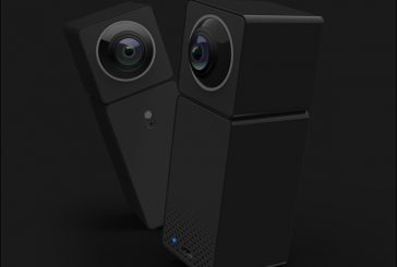Xiaofang Smart IP— c двойной камерой!