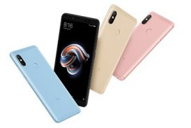 Xiaomi Redmi Note 5 64ГБ — 139$