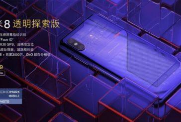 Mi EE— Xiaomi Mi 8 Explorer Edition