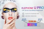 ELEPHONE U Pro за 199 долларов!