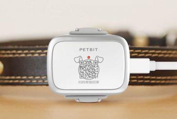 Xiaomi PETBIT умный ошейник с GPS за 30$