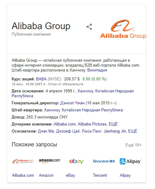 aliexpress company