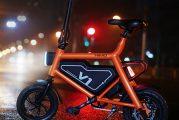 Обновленный электровелосипед Xiaomi HIMO поступил в продажу за 264$