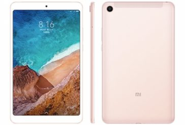Xiaomi Mi Pad 4 LTE— прямой конкурент iPad?