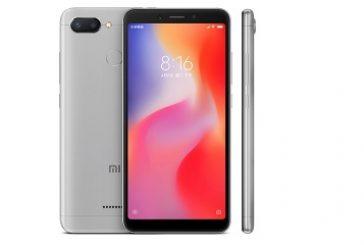 Xiaomi Redmi 6— 114$