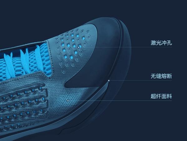 Баскетбольные кроссовки от Xiaomi