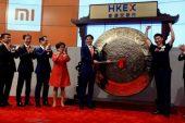 Стоимость акций Xiaomi в HK продолжает расти