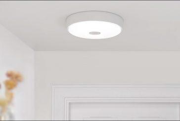 Новая LED лампа с датчиком движения от Xiaomi за 14$