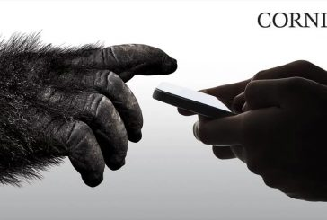 Компания Corning анонсировала выход Gorilla Glass 6