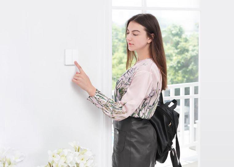 aqara smart выключатель